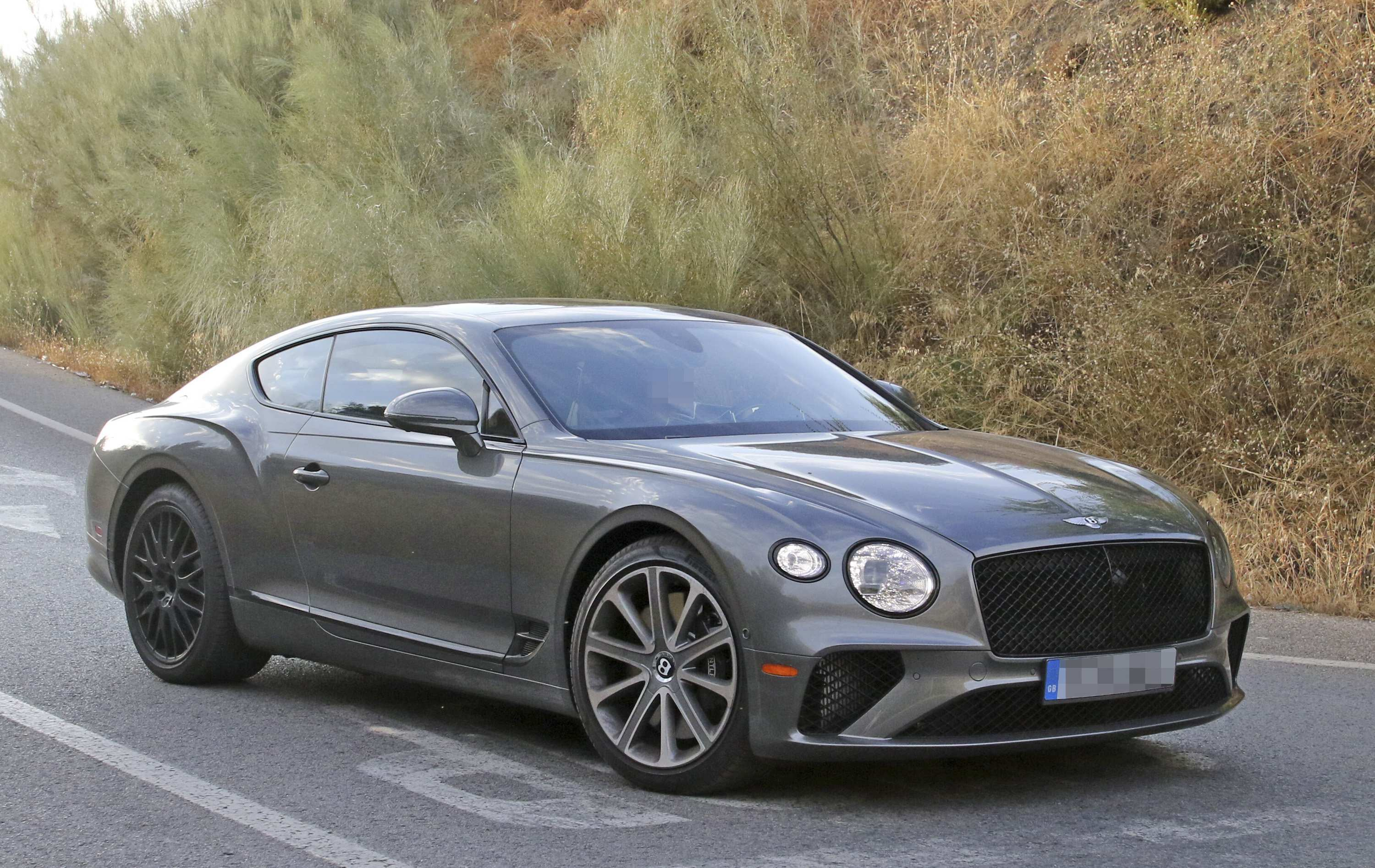 58 All New 2019 Bentley Supersport Speed Test