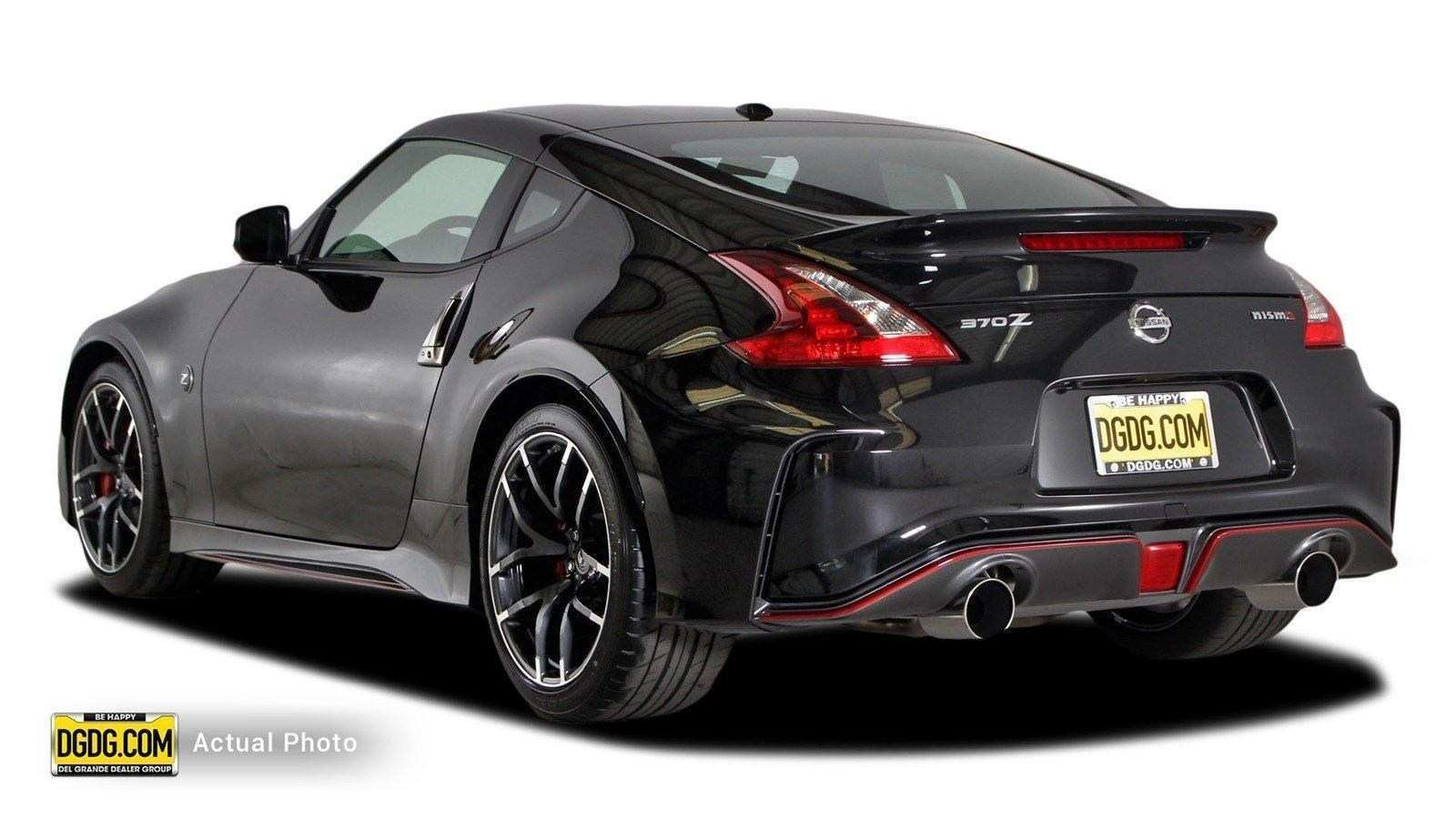 58 All New 2019 Nissan 370Z Redesign Redesign And Review