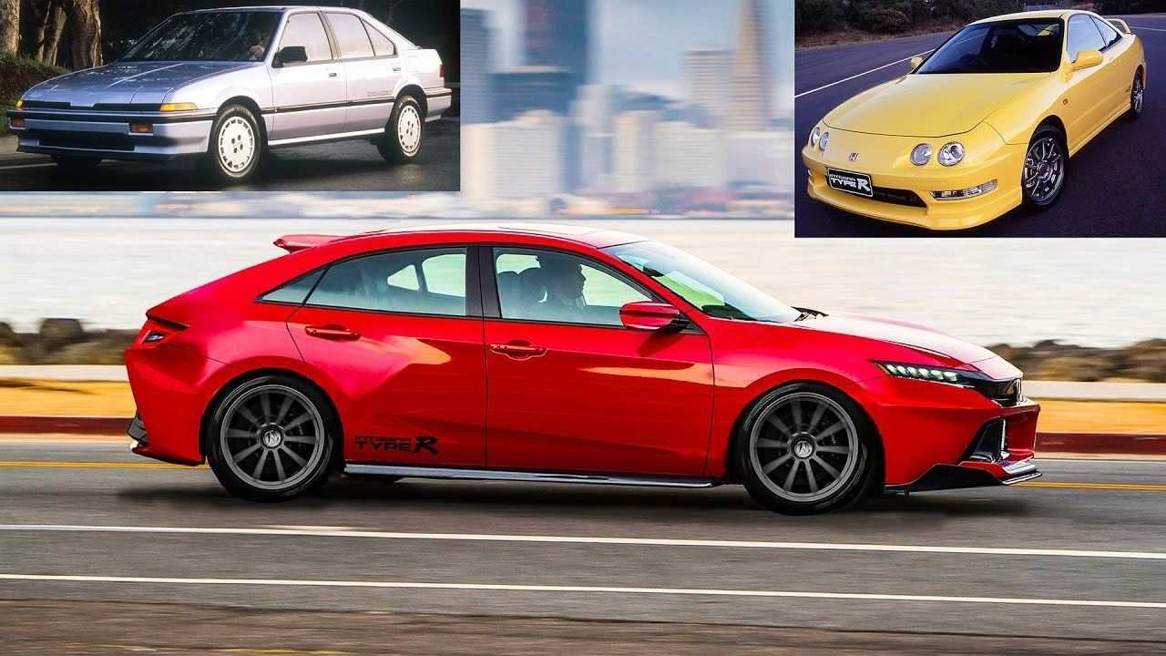58 All New Acura Integra Type R 2020 Spesification
