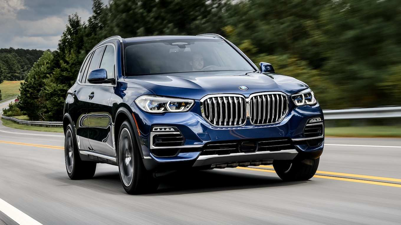 58 All New Bmw X 2019 Pictures