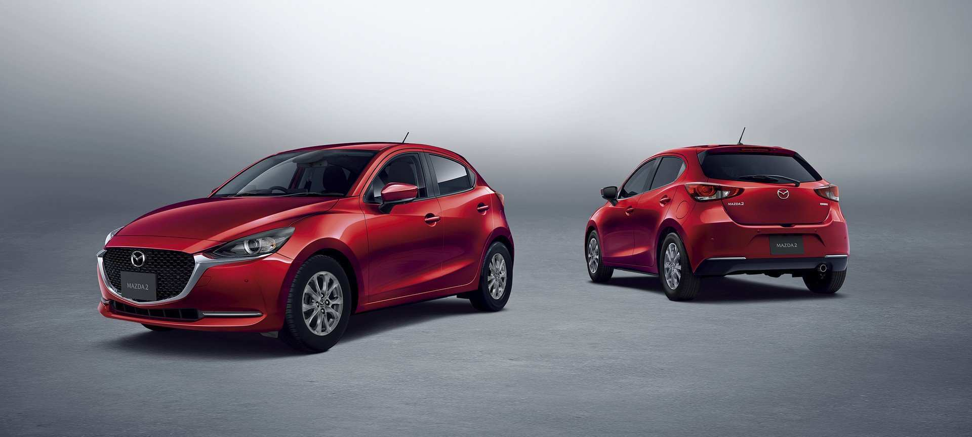 58 All New Mazda 2 Hatchback 2020 Redesign And Review