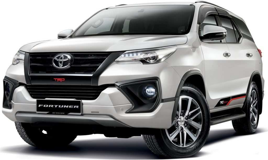 58 All New Toyota Fortuner 2020 India New Concept