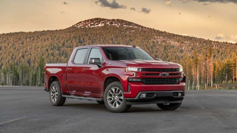 58 Best 2020 Chevrolet Pickup Truck Concept