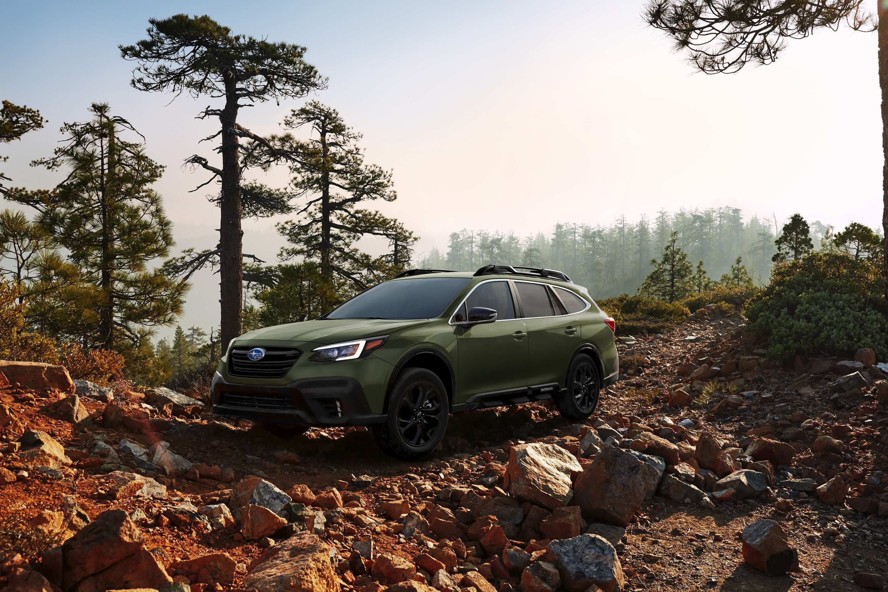 58 Best Subaru Outback Update 2020 Spesification