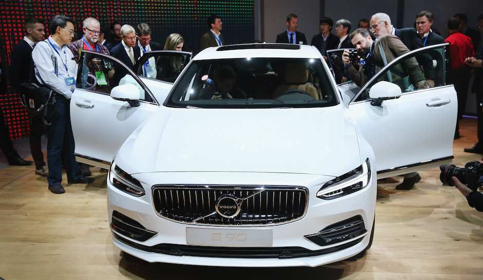 58 Best Volvo Promises An Injury Proof Car By 2020 Exterior