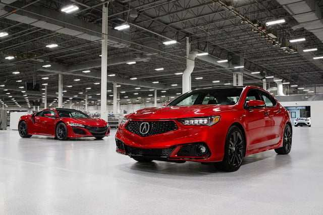 58 New 2020 Acura Cars Model