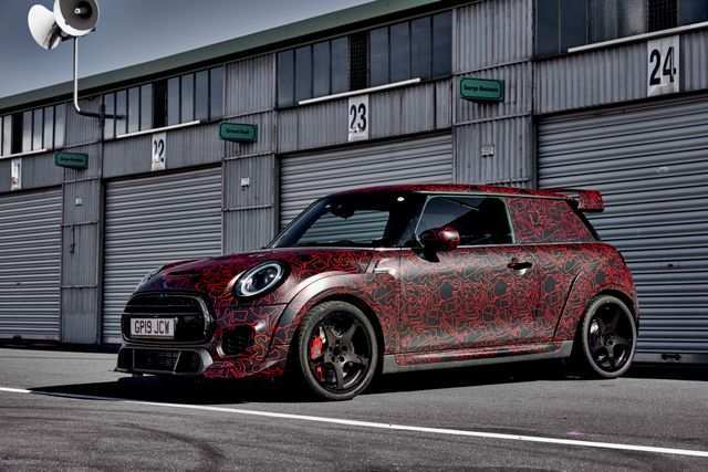 58 New 2020 Mini Cooper Jcw Reviews