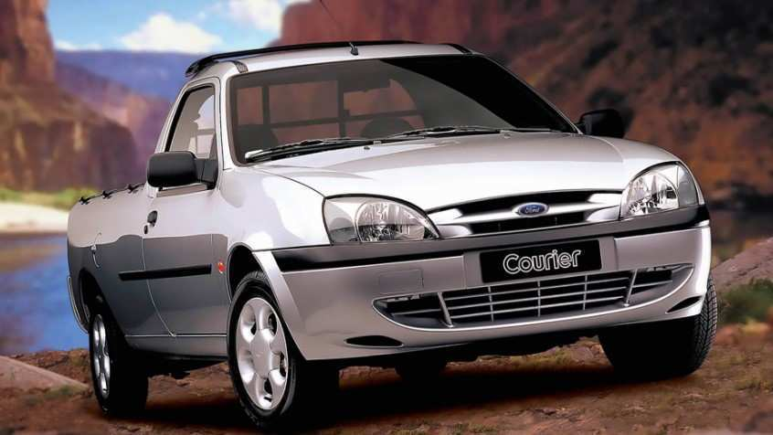 58 New Ford Courier 2020 Concept And Review