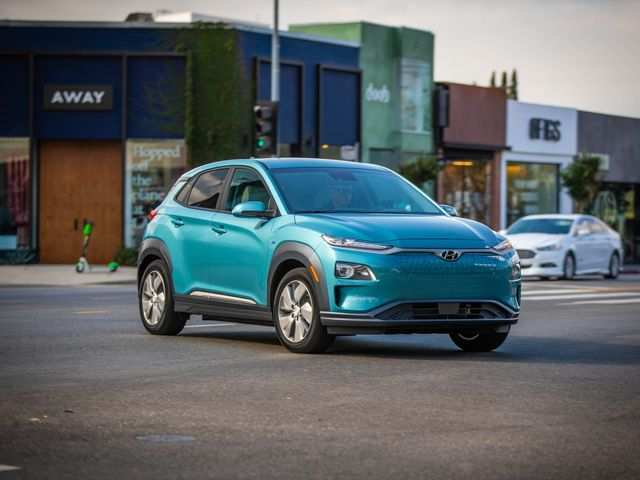 58 New Hyundai Kona Electric 2020 Pictures