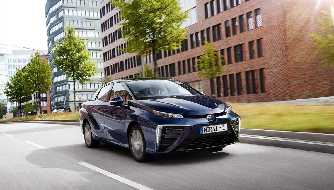 58 New Toyota Mirai 2020 2 Speed Test