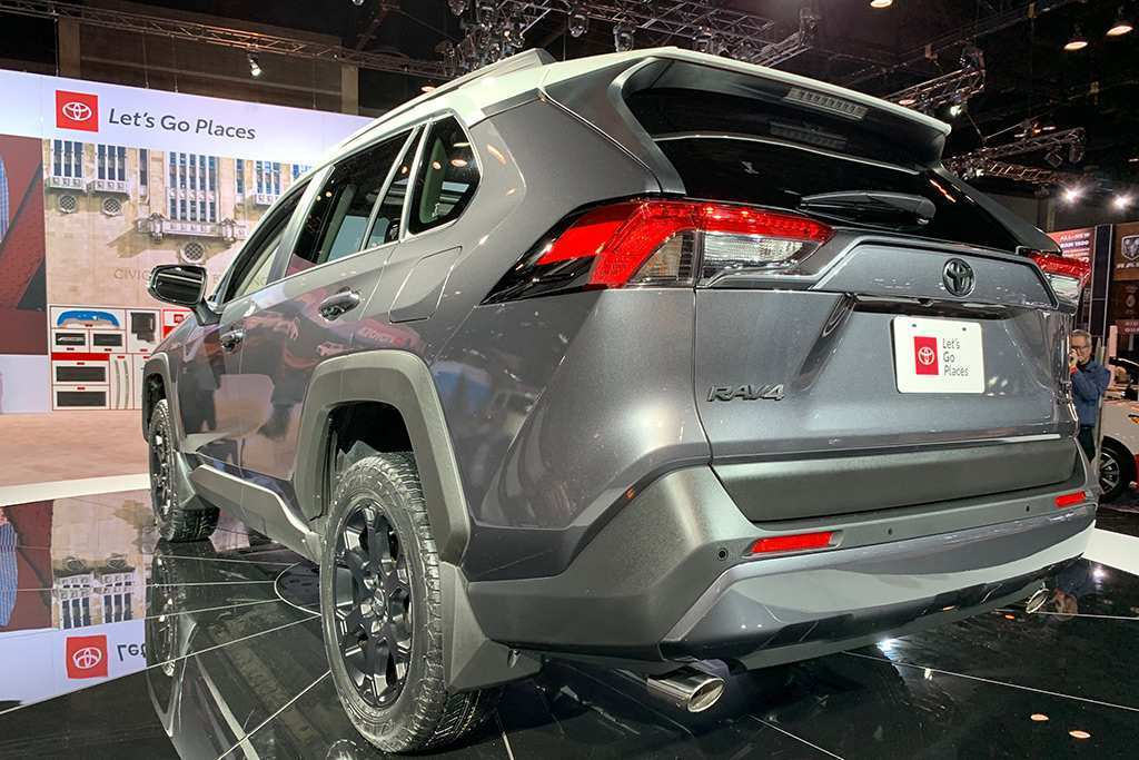 58 New Toyota Rav4 2020 First Drive