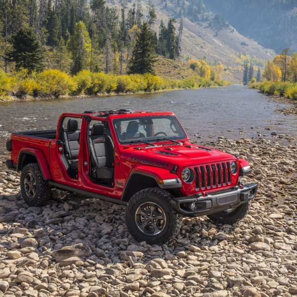 58 New When Is The 2020 Jeep Gladiator Coming Out Release Date And Concept