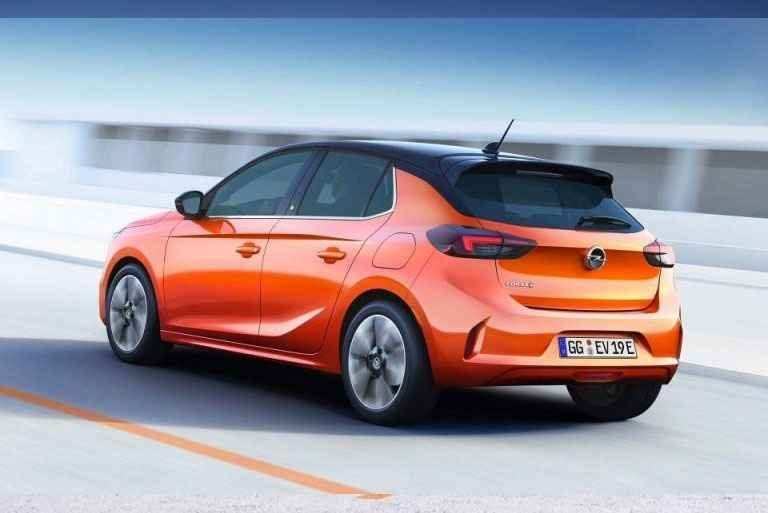 58 New Yeni Opel Corsa 2020 Overview