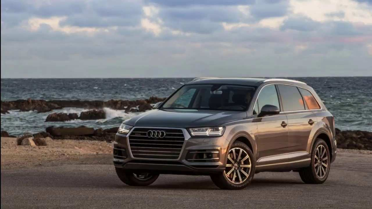 58 The 2019 Audi Q7 Facelift Overview