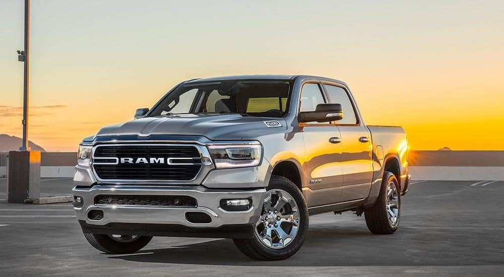58 The 2019 Dodge Ram Pick Up Concept