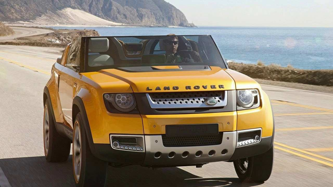 58 The 2019 Land Rover Defender Price Redesign And Review