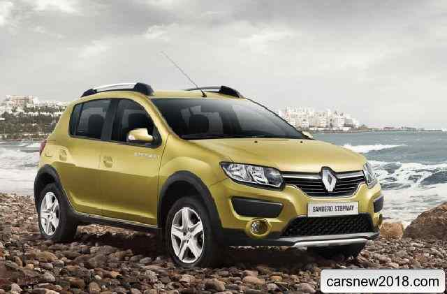 58 The 2019 Renault Sandero Pictures