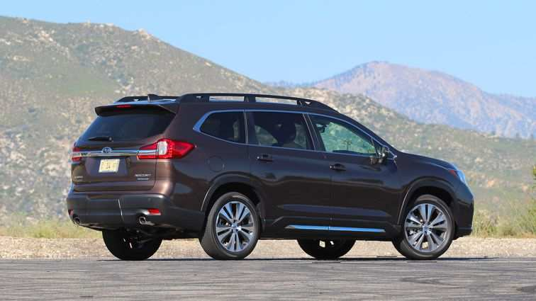 58 The 2019 Subaru Ascent News Price Design And Review
