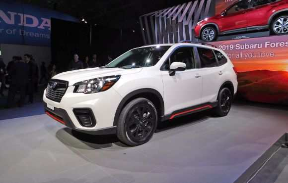 58 The 2019 Subaru Outback Next Generation Review And Release Date