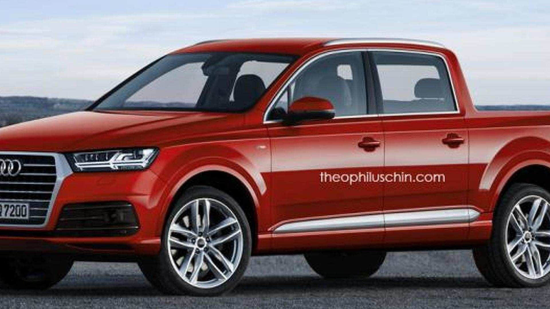 58 The 2020 Audi Bakkie Price Design And Review