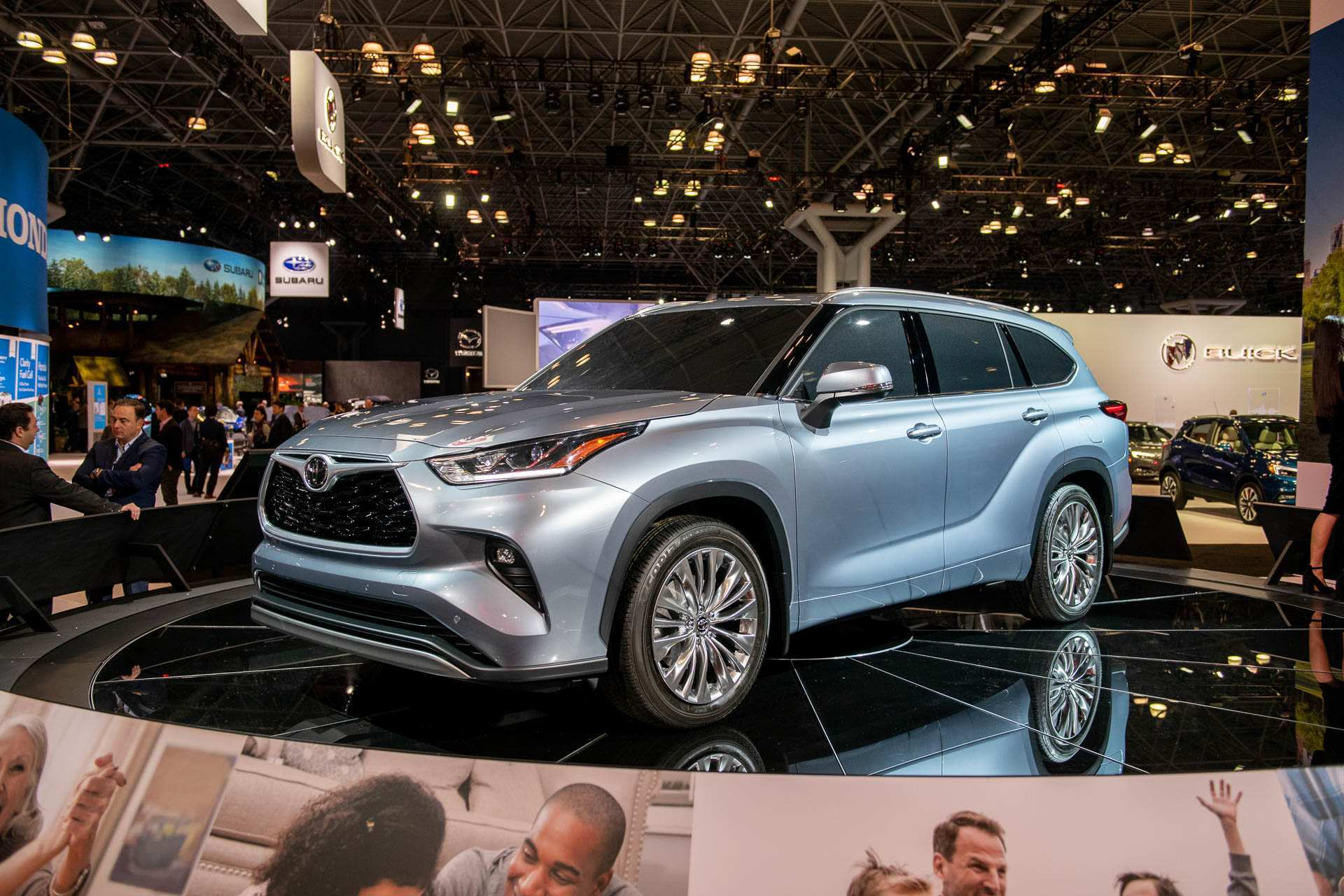 58 The Best 2020 Toyota Suv Exterior