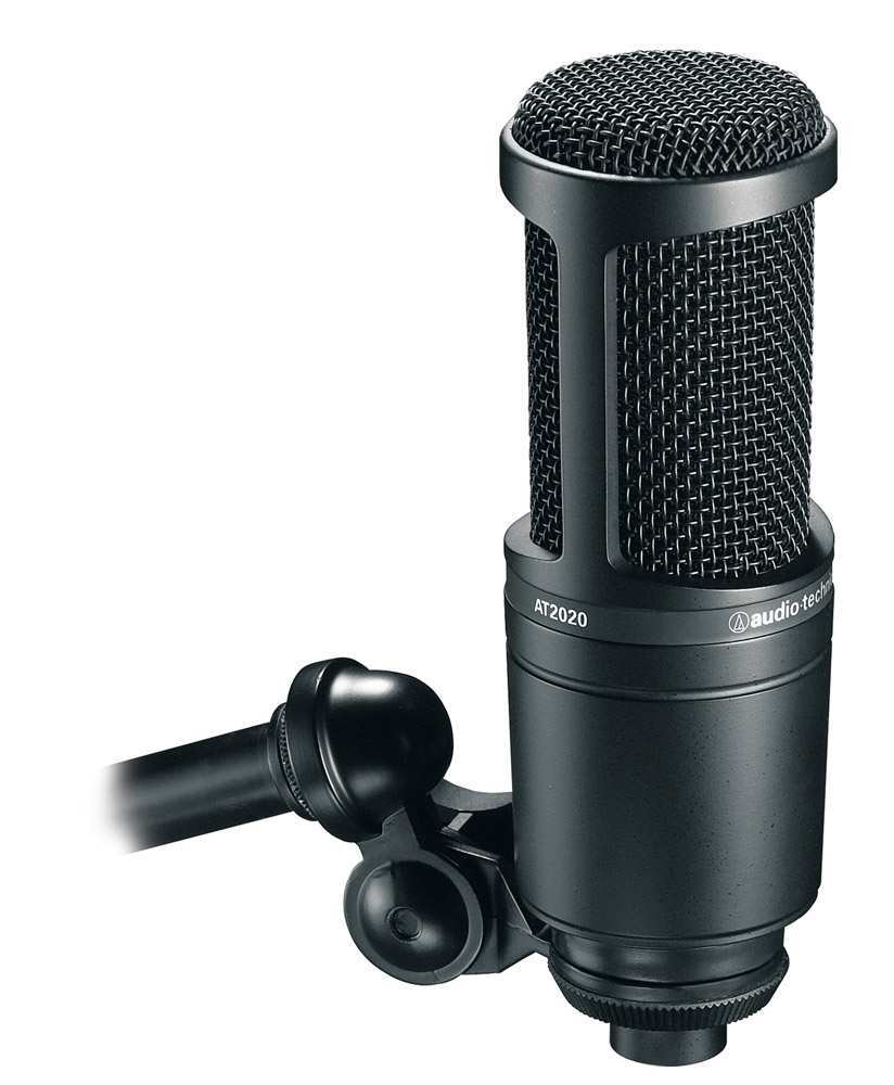 58 The Best Audio Technica At2020 Concept