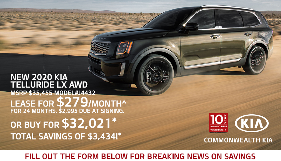 58 The Best Kia Telluride 2020 For Sale 2 Rumors