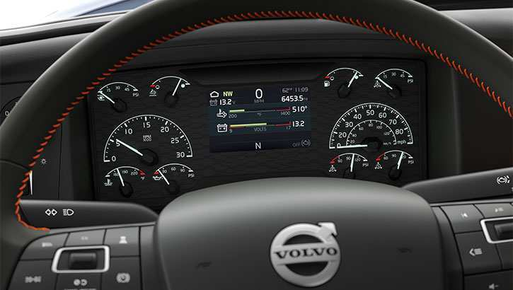 58 The Best Volvo Truck 2020 Interior Redesign And Review