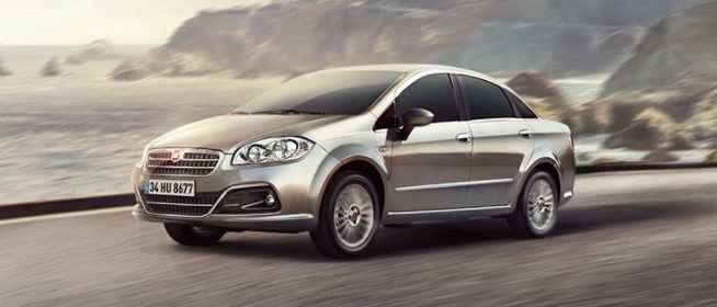 58 The Fiat Linea 2019 Engine