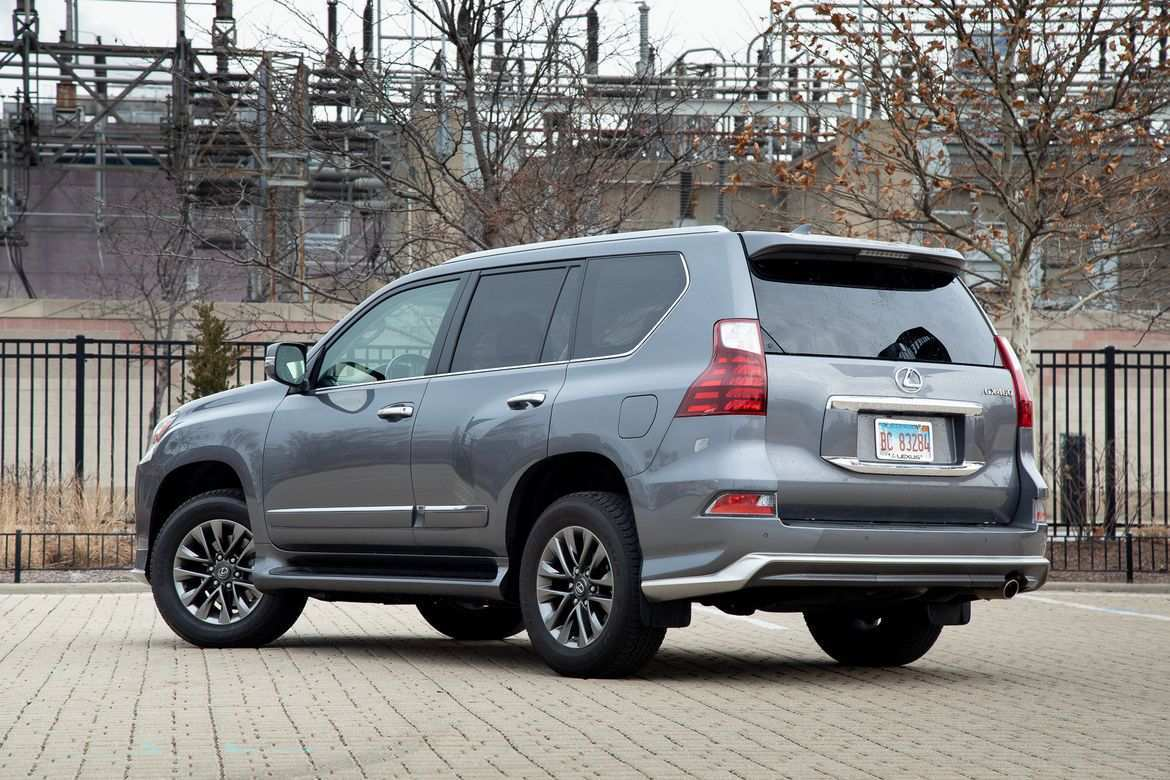 58 The New 2019 Lexus Gx Reviews