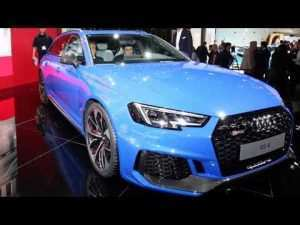 59 A 2019 Audi Rs4 Usa Overview