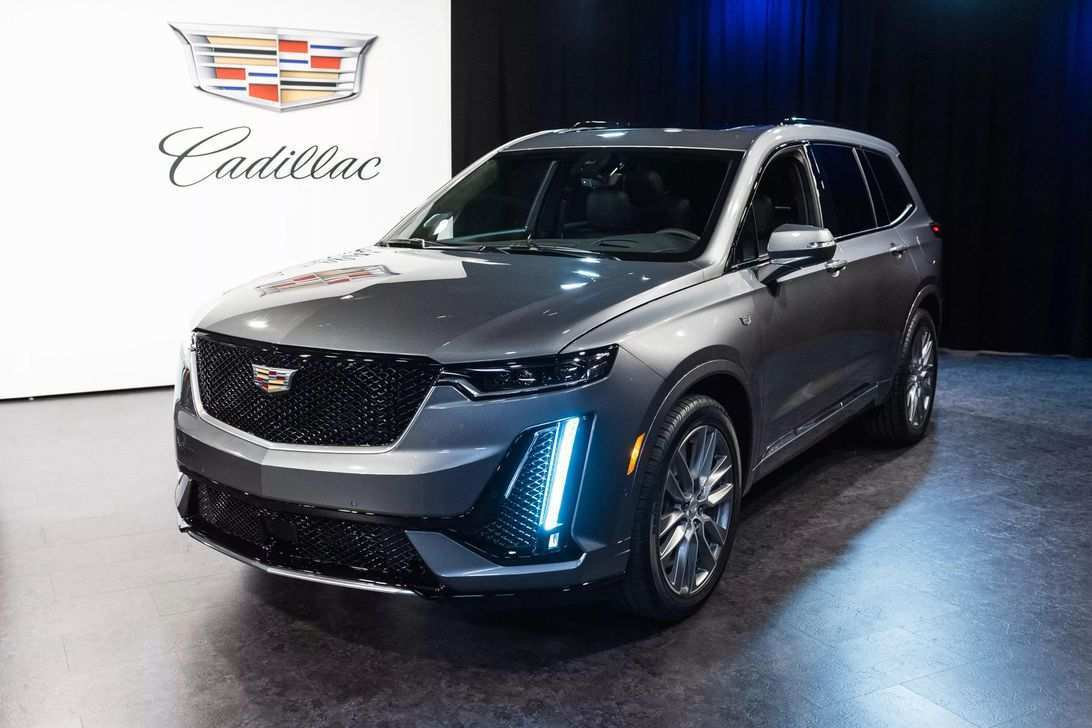 59 A 2020 Cadillac Xt6 Review Concept And Review