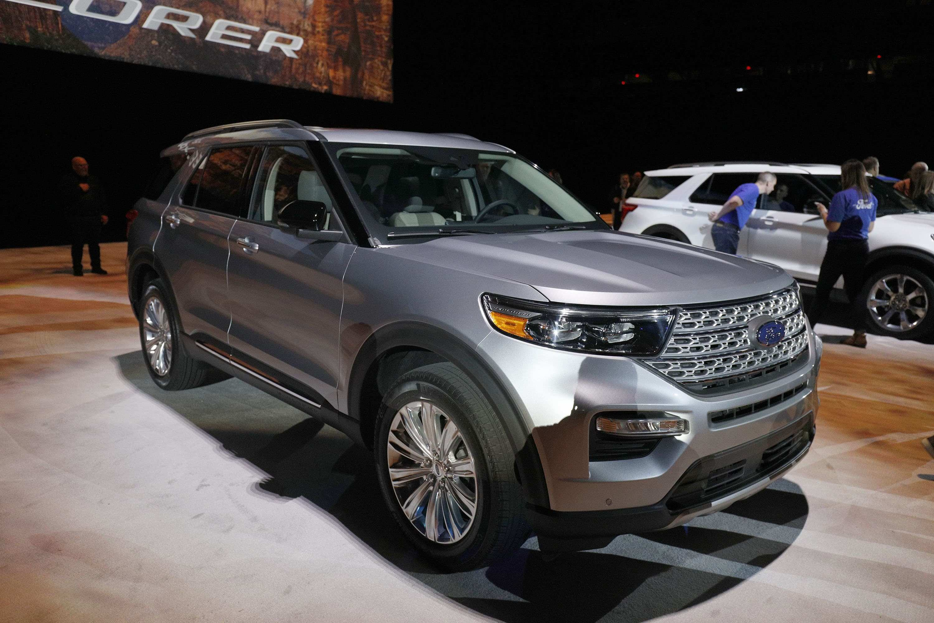 59 A Ford Unveils The New 2020 Explorer New Concept