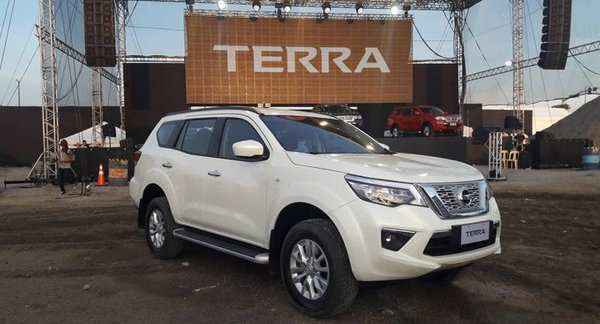 59 A Nissan Terra 2020 Philippines Prices