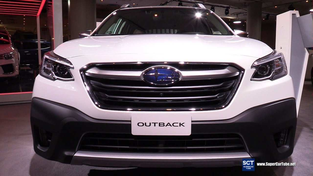 59 A Subaru Hybrid Outback 2020 Redesign and Review