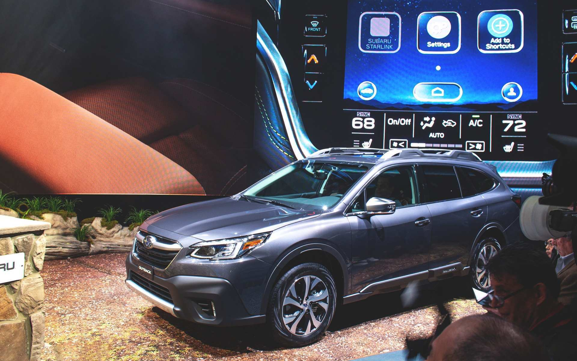 59 A Subaru Outback 2020 New York Concept And Review