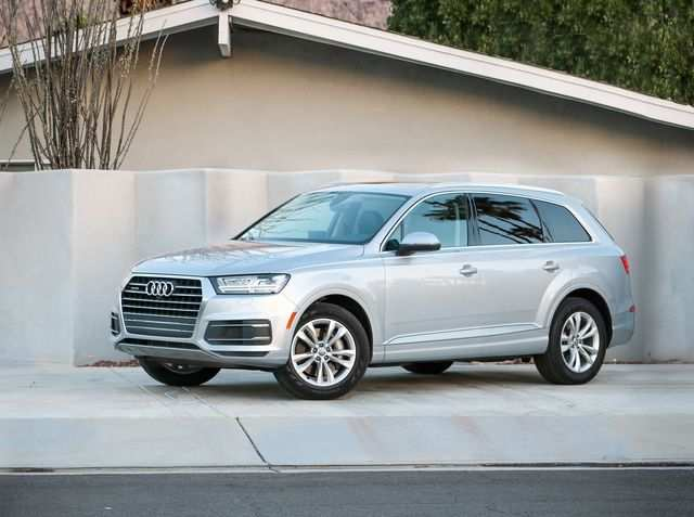 59 All New 2019 Audi Q7 Tdi Usa Engine