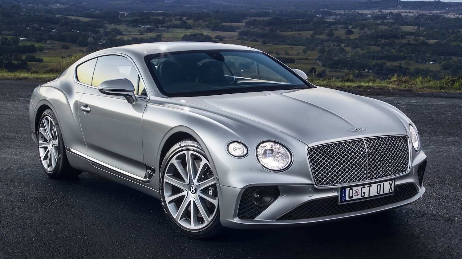 59 All New 2019 Bentley Gt Concept