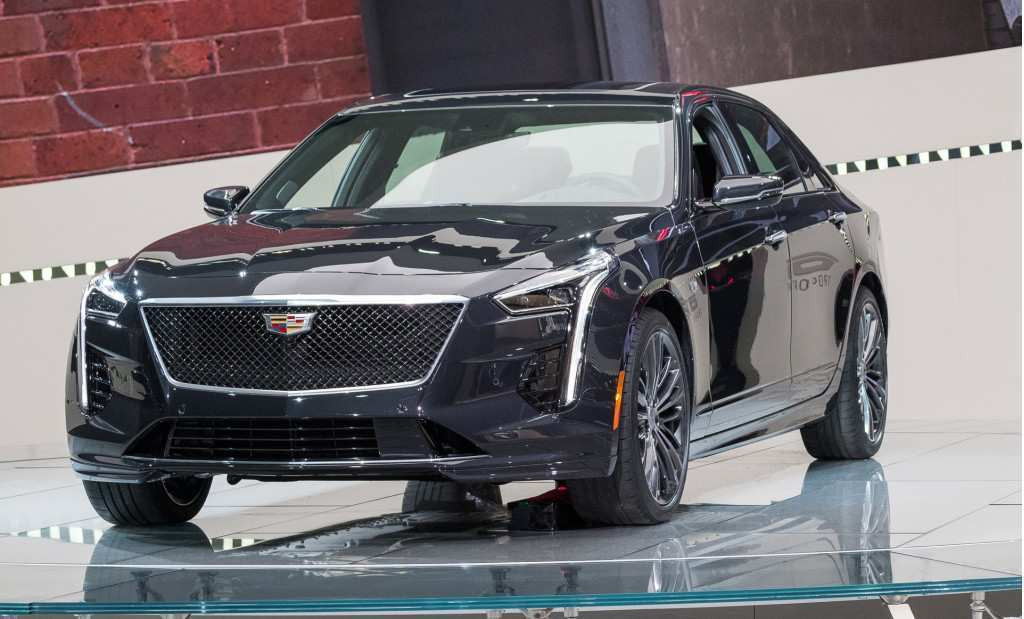 59 All New 2019 Cadillac Self Driving Redesign And Concept