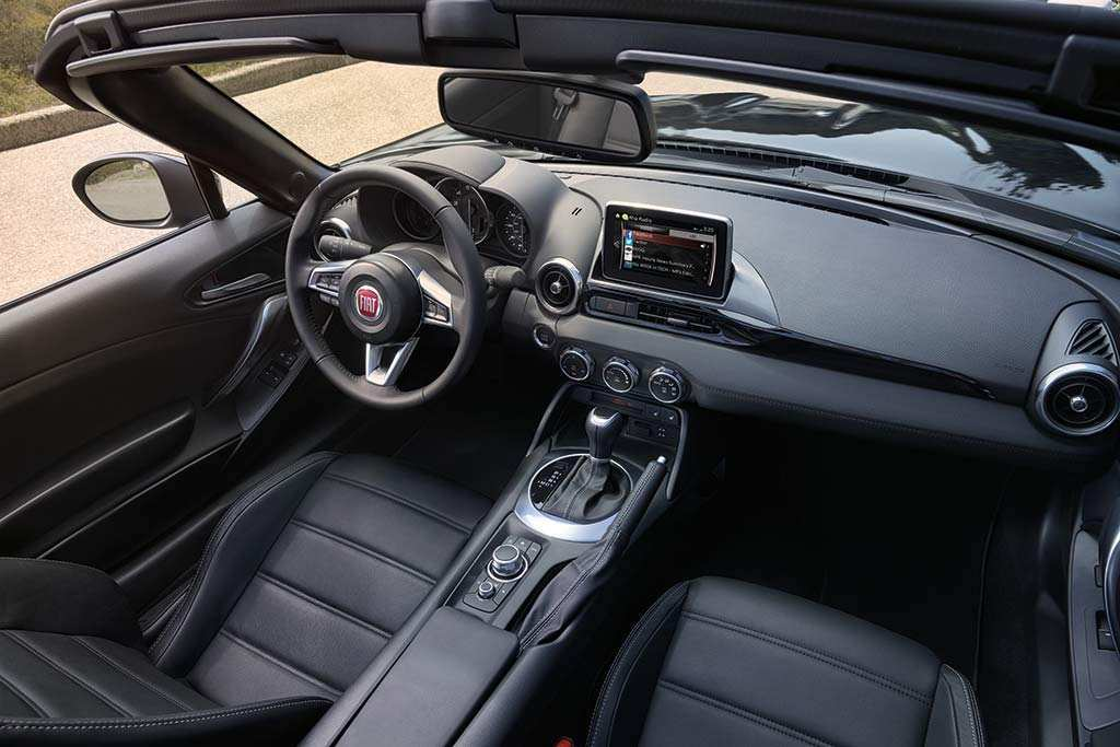 59 All New 2019 Fiat 124 Changes Pictures