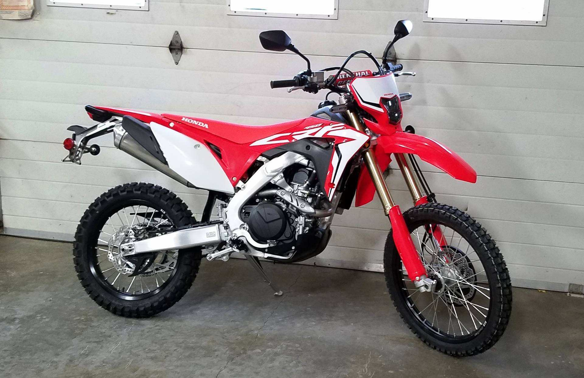 59 All New 2019 Honda Crf450L Style