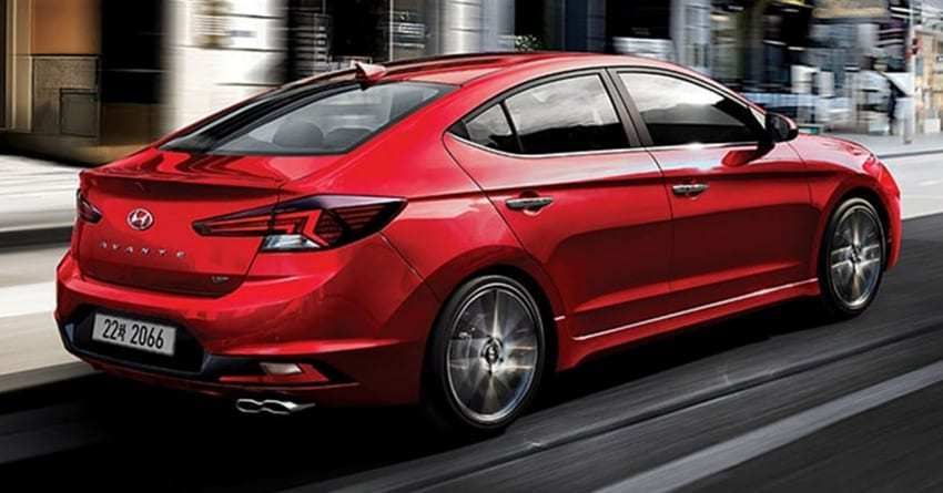 59 All New 2019 Hyundai Elantra Sport Specs And Review
