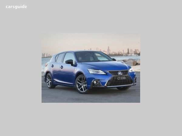 59 All New 2019 Lexus Hatchback Exterior