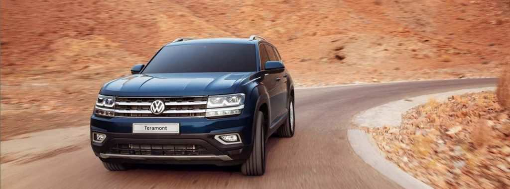 59 All New 2020 Volkswagen Teramont X New Review