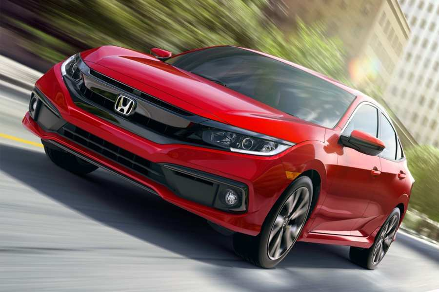 59 All New Honda Civic 2020 Model In Pakistan Price And Release Date