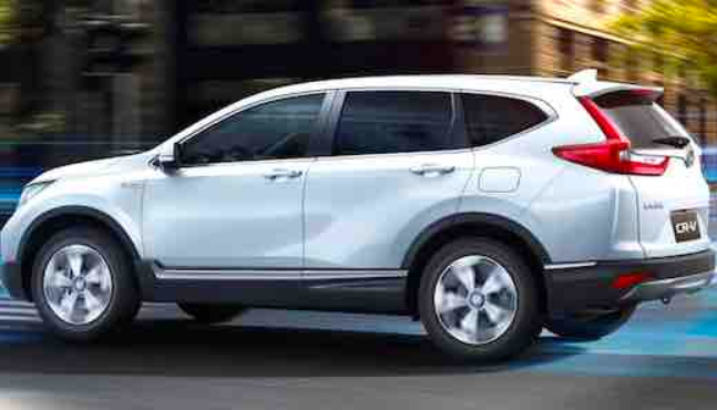 59 All New Honda Crv 2020 Redesign Price And Review