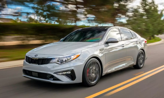 59 All New Kia Optima 2020 Interior Redesign And Review