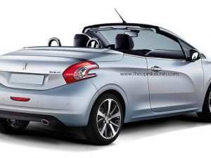 59 All New Peugeot Cabrio 2019 Price And Release Date