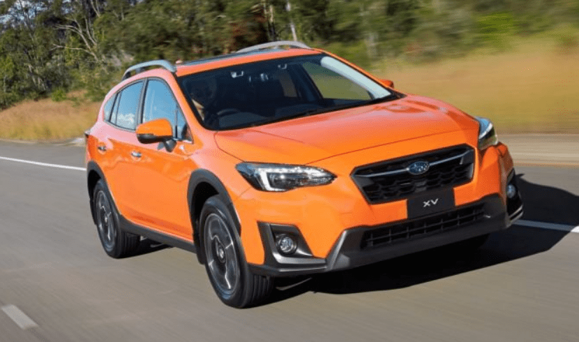 59 All New Subaru Crosstrek 2020 Xti Exterior