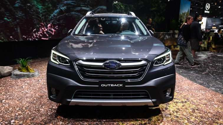 59 All New Subaru Outback 2020 New York Specs